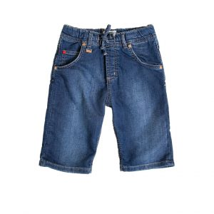 Jogging jeans bermuda, jeans-002