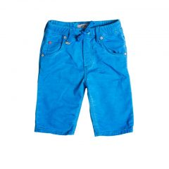 jogg jeans bermuda kids,  blauw-620