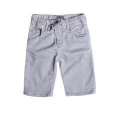 Jogg jeans korte broek kids,  grijs-807