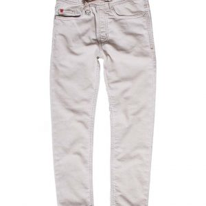 jogging jeans beige
