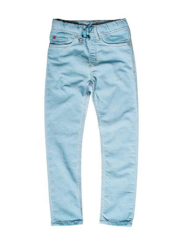 Jogging jeans lichtblauw