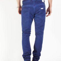 Jogger jeans voor heren, baggy fit, blauw-681