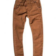Jogging jeans bruin