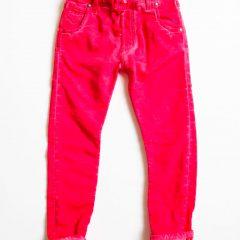 Jogging jeans felroze