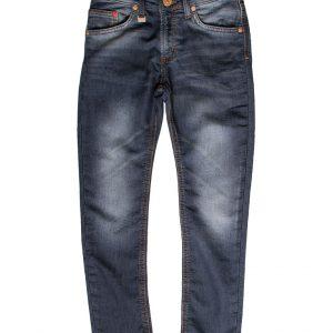 Jogging jeans donker