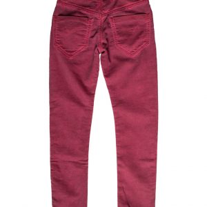 Jogging jeans kids, slim fit, bordeaux-488
