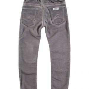Jogging jeans kids, regular fit, grijs-854