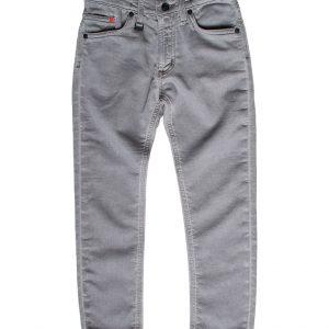Jogging jeans grijs