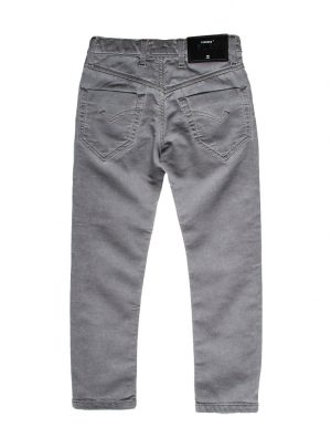 Jogging jeans kids, regular fit, grijs-854
