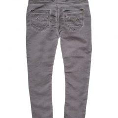 Jogging jeans kids, skinny fit, grijs-854