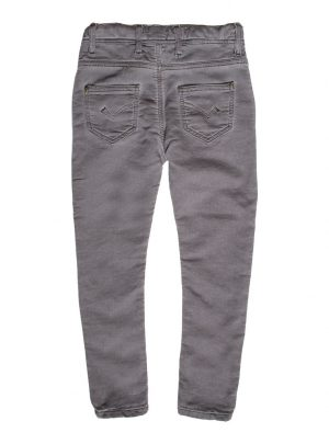 Jogging Jeans Kids, Skinny Fit, Grijs-854