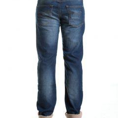 Jogg jeans heren, regular fit, donker-112 (valt lang)