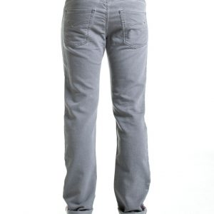 Jogg jeans grijs heren, regular fit-854