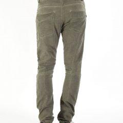 Jogg jeans unisex, slim fit, legergroen-774