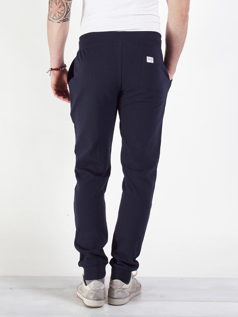 Geklede Joggingbroek.Joggingbroek Slimfit Donkerblauw 686 Jogg Jeans