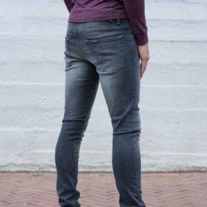 jeans skinny zijkant