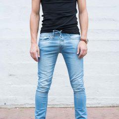 Jogg jeans licht