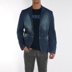 Colbert jogger jeans spijkerwassing-002