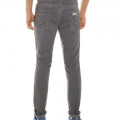 Jogg jeans unisex grijs, slim fit pasvorm-896