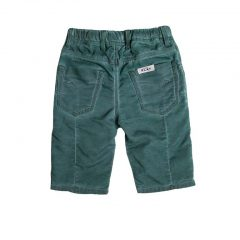 Jogging jeans bermuda kids, groen-782