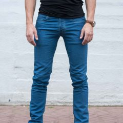 jogg jeans petrolblue