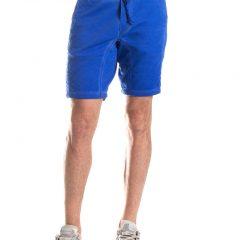 korte broek kobaltblauw