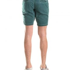 Jogging jeans bermuda sportief, groen-782