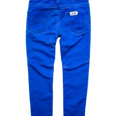 Jogging jeans slim fit kids, kobalt-651