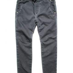 Jogging jeans skinny kids, donkergrijs-896