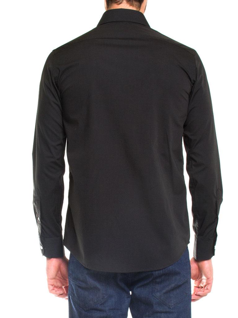 Overhemd Zwart Heren.Overhemd Zwart Heren 899 Jogg Jeans Nl