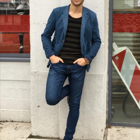 Jogg jeans colbert
