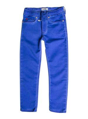 Jogg-Jeans kids kobaltblauw-654