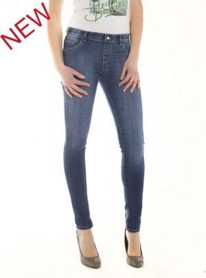 Jegging jeanskleur-710