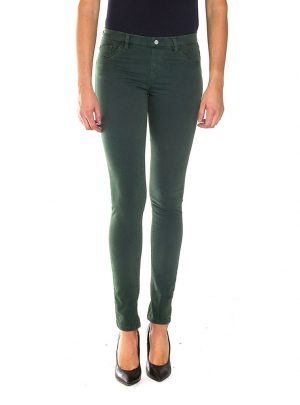 Jegging groen dames-790