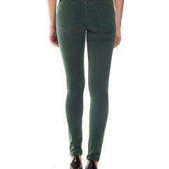 Jegging groen dames-790