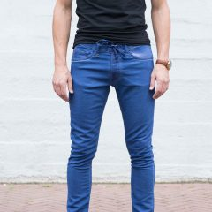 Jogg jeans blauw