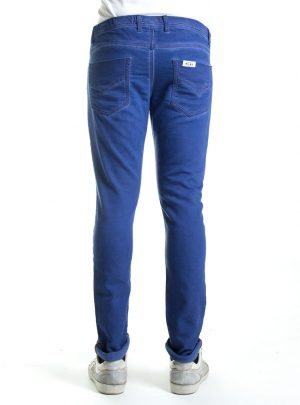 Jogg jeans blauw, regular fit-681 (valt lang)