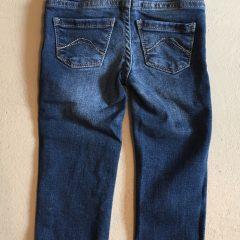 Jegging jeanskleur kids-710