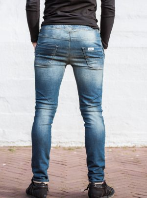 Jogg jeans dames slim fit-718