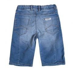Jogg jeans korte broek kids, spijker-003