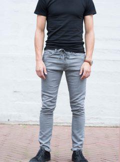 Jogg jeans grijs