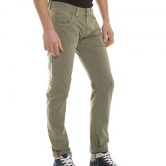 stretch jeans beige