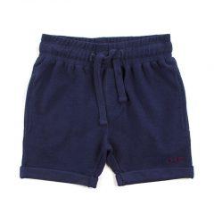 korte broek kids donkerblauw