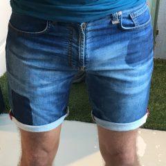 Korte broek jogg jeans