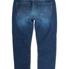 jogg jeans meisjes achterkant