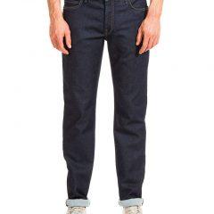 "Jogg jeans heren, regular fit ""paspoort""-100"