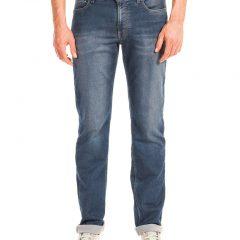 "Jogg jeans heren, regular fit ""paspoort""-718"