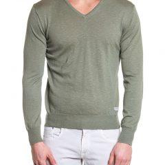sweater mannen v-hals