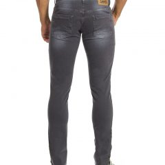 Jeans stretch grijs, slim fit pasvorm-874