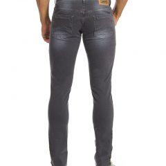 Jeans stretch grijs, slim fit pasvorm-874